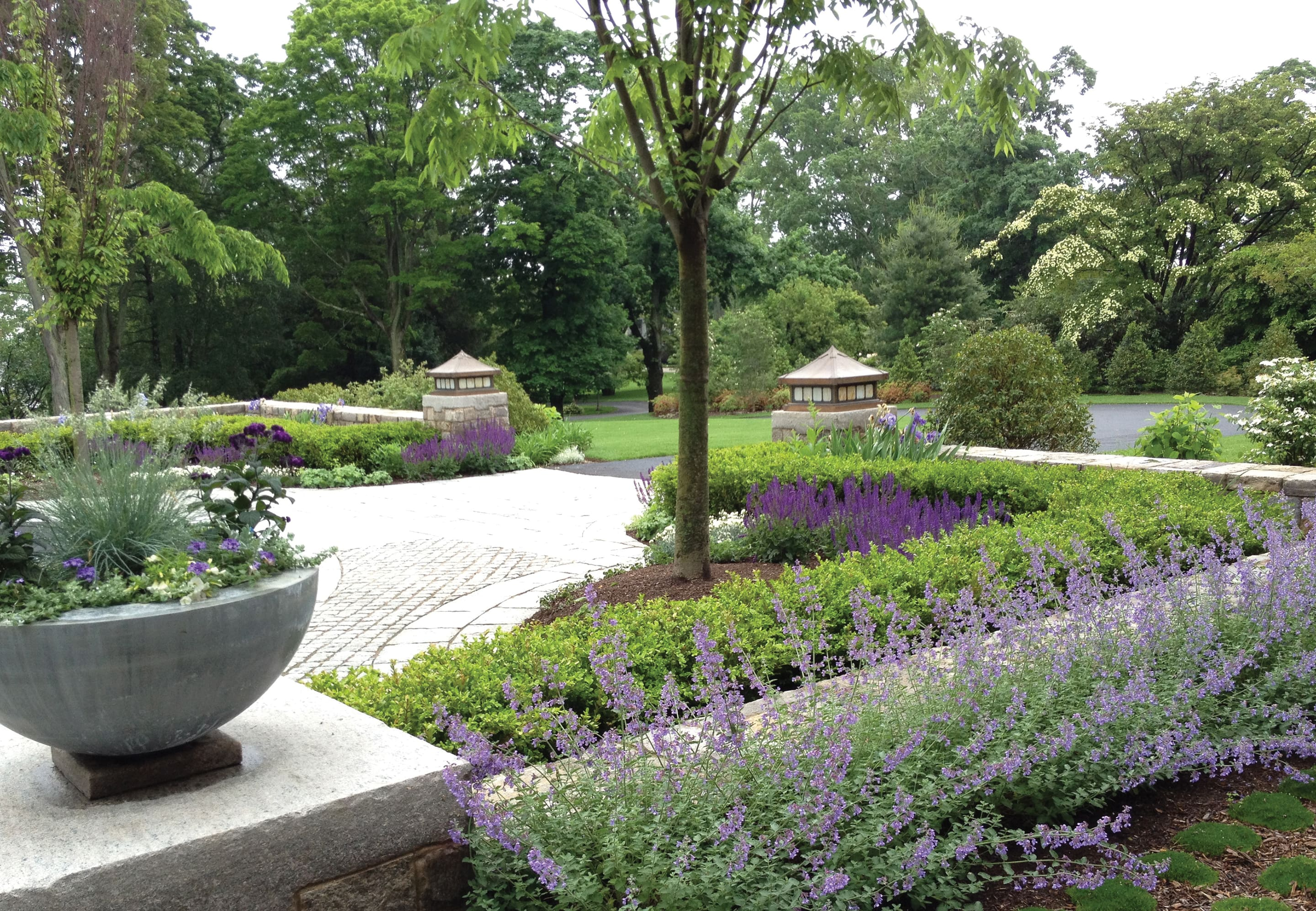 2018 Connecticut IDA Garden Design Finalist Gregory Lombardi Design Incorporated