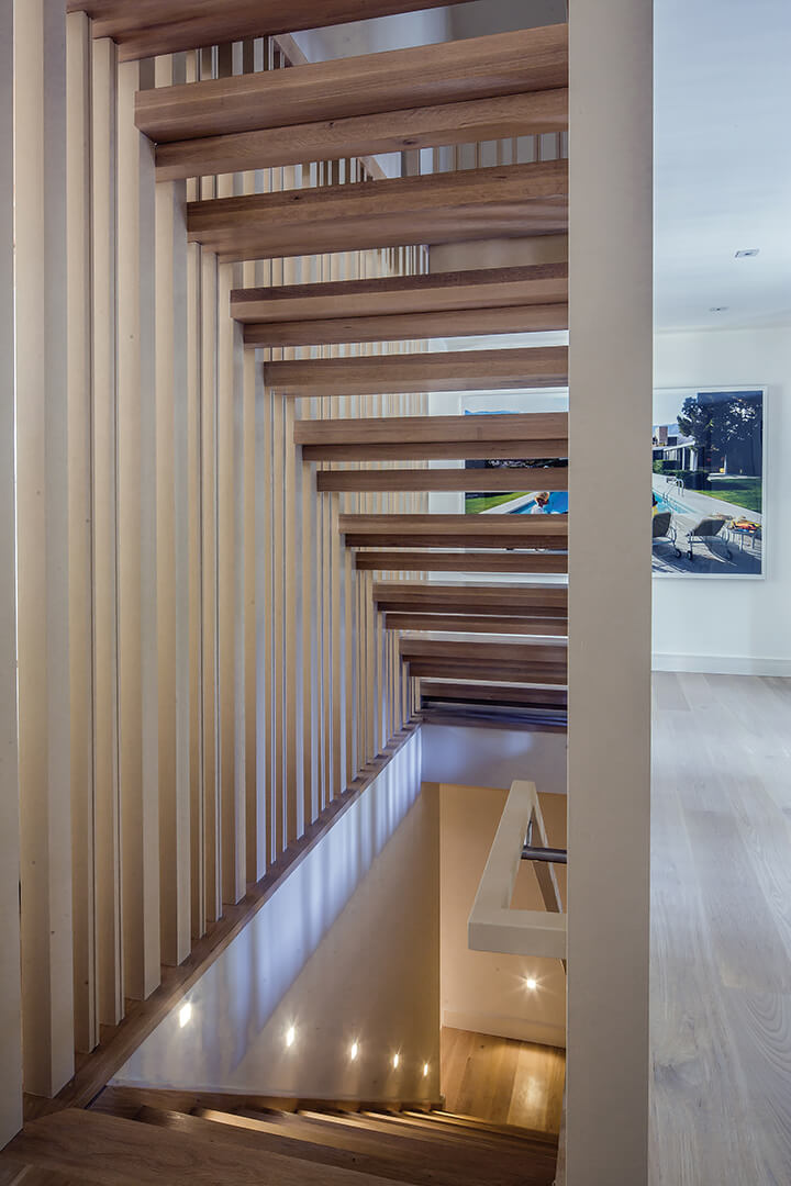 Saniee Architects Stairs IDAs Winner